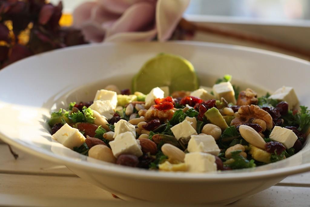 boerenkool-salade